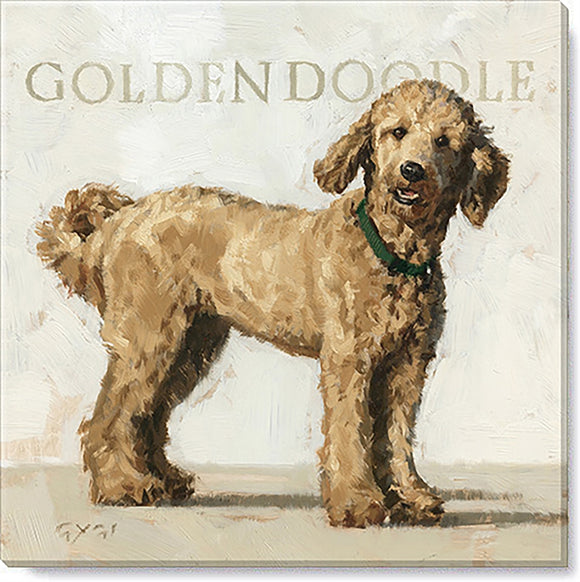 Dog Prints-Wall Decor-Goldendoodle-Quinn's Mercantile