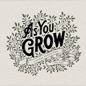 As You Grow-Quinn's Library-Quinn's Mercantile