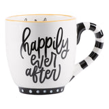 Happily Ever After Colorful Mug-Bridal Gifts-Quinn's Mercantile