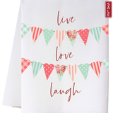 Love and Valentine Towels-Gift-Quinn's Mercantile