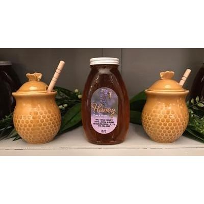 Honey-Foodie-16 ounce-Quinn's Mercantile