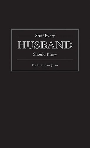 Stuff Every Husband Should Know-Quinn's Library-Quinn's Mercantile