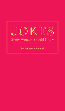 Dirty Jokes Every Man Should Know-Quinn's Library-Quinn's Mercantile