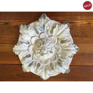 Leaf Medallion-Wall decor-Quinn's Mercantile