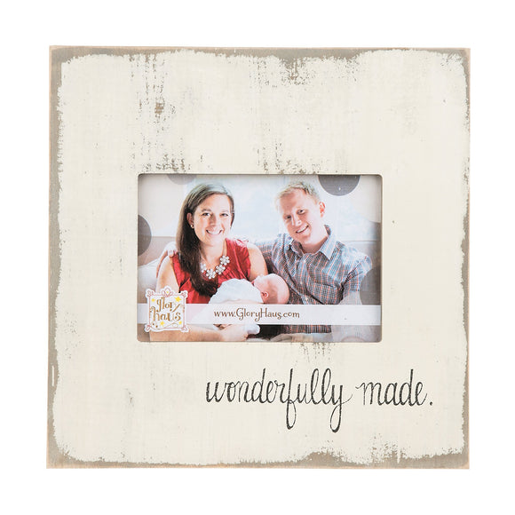 Wonderfully Made Frame-Gift-Quinn's Mercantile