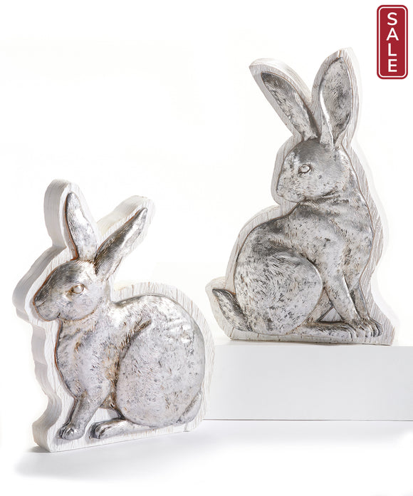 Bunny Figurines-For the Home-Quinn's Mercantile