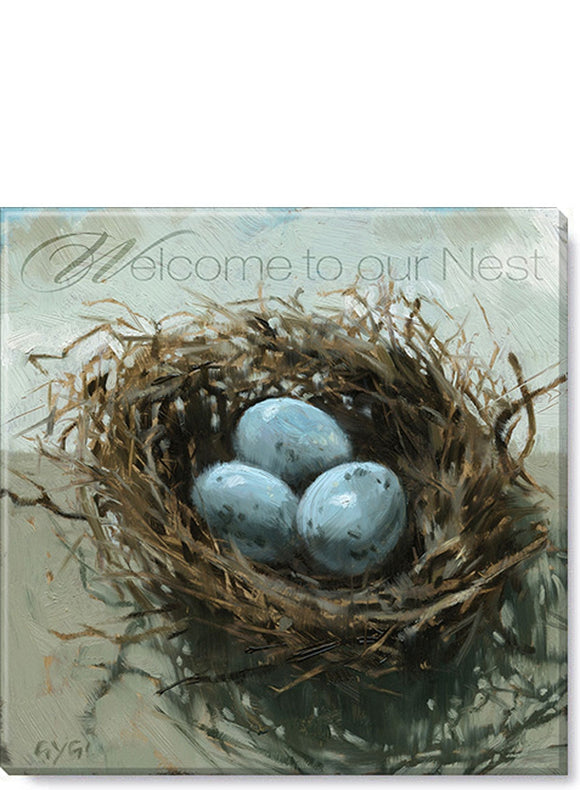 Nest Giclee Print-Wall Decor-Quinn's Mercantile