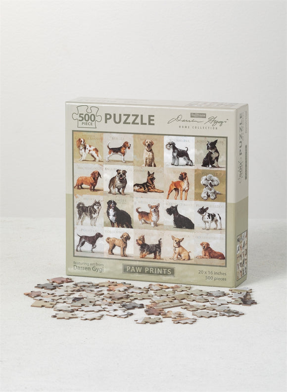 Dog Puzzles-Gifts-Quinn's Mercantile