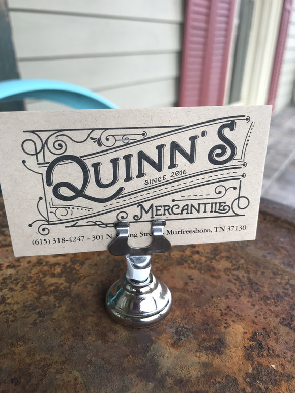 Place Card Holder-For the Home-Quinn's Mercantile