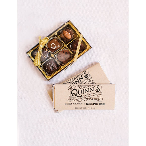 Quinn's Chocolate-Foodie-Truffle Box-Quinn's Mercantile