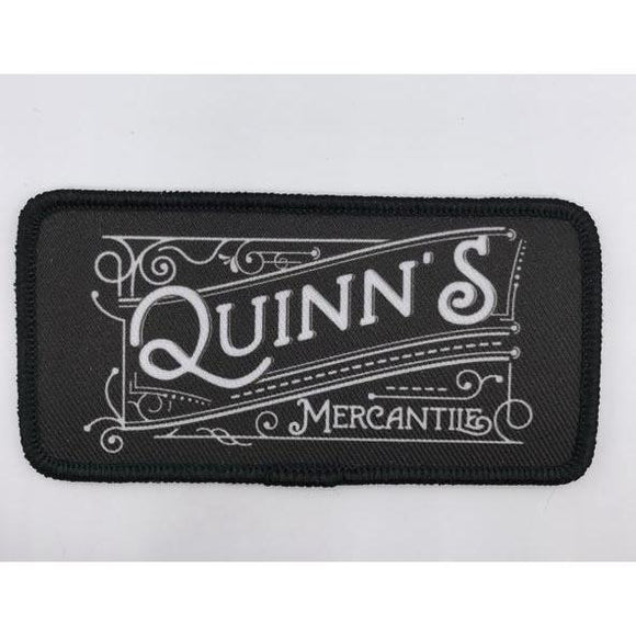Quinn's Signature Patch-Men's Gifts-Quinn's Mercantile
