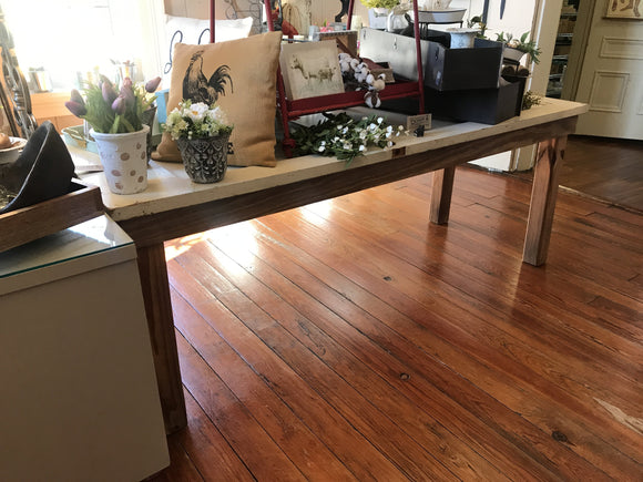 Reclaimed Door Table | Quinn's Mercantile-furniture-Quinn's Mercantile