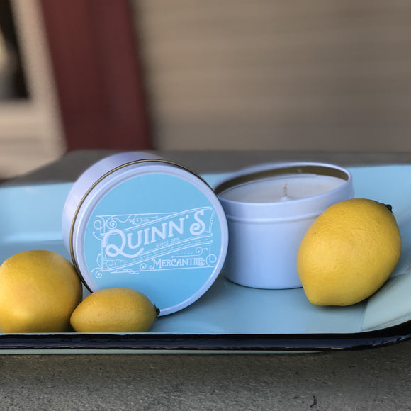 Signature Sweet Tea Candle-Candles-Quinn's Mercantile
