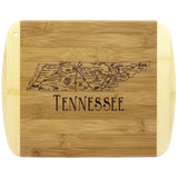 Destination Tennessee Cutting Board-kitchen-Quinn's Mercantile