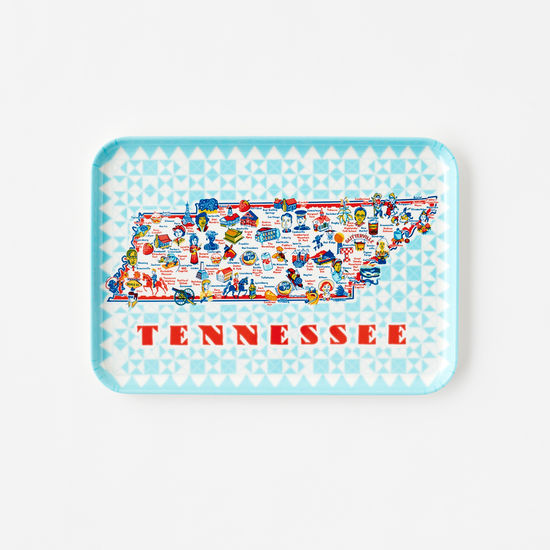 Tennessee Tray-Gift-Quinn's Mercantile