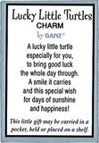 Lucky Turtle Charms-Gift-Quinn's Mercantile