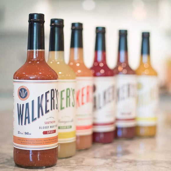 Walker's Bloody Mary Mixers-Foodie-Quinn's Mercantile