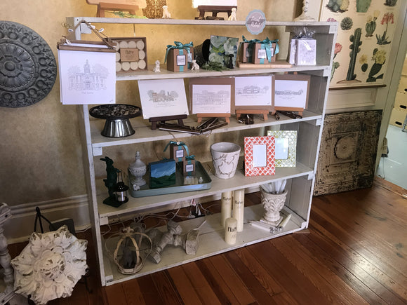 White Shelves | Quinn's Mercantile-For the Home-Quinn's Mercantile