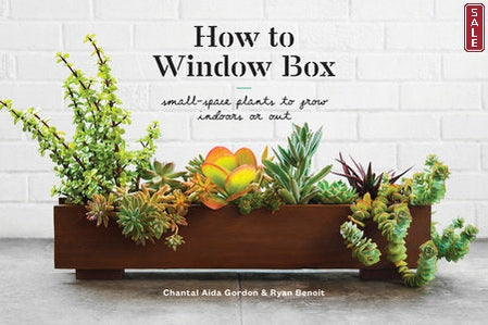 How to Window Box-Quinn's Library-Quinn's Mercantile