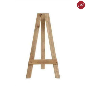 Wood Easel-For the Home-Quinn's Mercantile