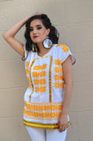 Stunningly Beautiful Mexican blouse