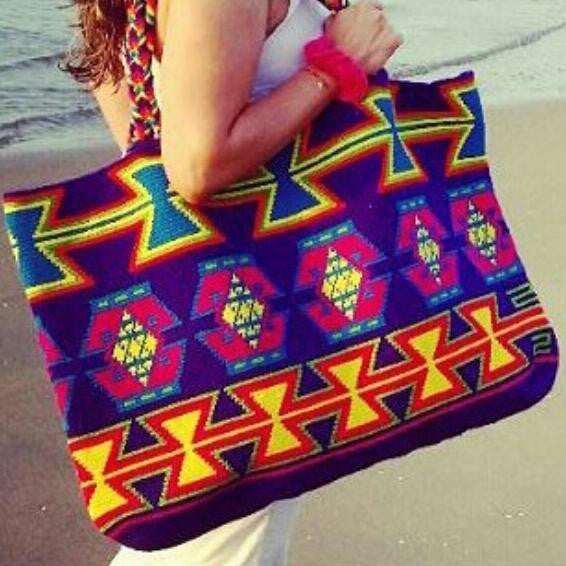 Colombo Authentic Venezuelan Wayuu Bags