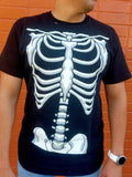 Skeleton DAY OF THE DEAD dia de los muertos T-SHIRT Mexican Party Celebrations