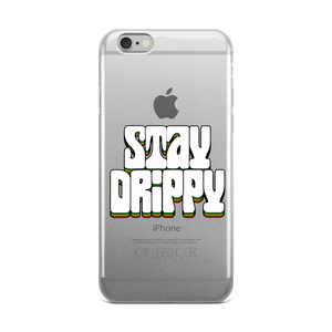 Rasta Stack iPhone Case