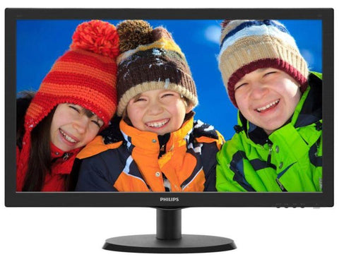 "Philips - 223V5LHSB2 LCD/TFT 21.5"" Full HD - Monitores Lleida - D-Logy Informatic Solutions"