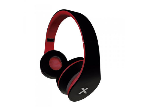 Approx - Auriculares Urban Stereo Jazz Black/Red - Auriculares/Cascos Lleida - D-Logy Informatic Solutions