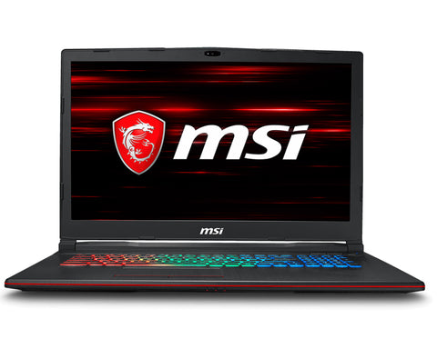 "MSI Gaming Intel Core i7-8750H - 16GB - 1TB+256GB - GTX 1060 6GB - 17.3"" - Portátiles_ Lleida - D-Logy Informatic Solutions"