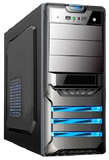 PC Intel J3455M - 4GB/8GB - 1TB - Leonis