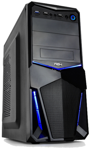 PC Intel G4400 - 8GB - 1TB - GT 1030 2GB - NXPAX - Win10 - Ordenadores gaming y edicion Lleida - D-Logy Informatic Solutions