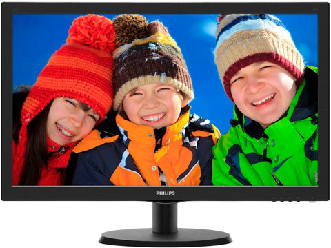 "Philips - 223V5LSB2/10 21.5"" Full HD VGA"