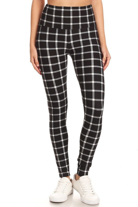 Windowpane Legging