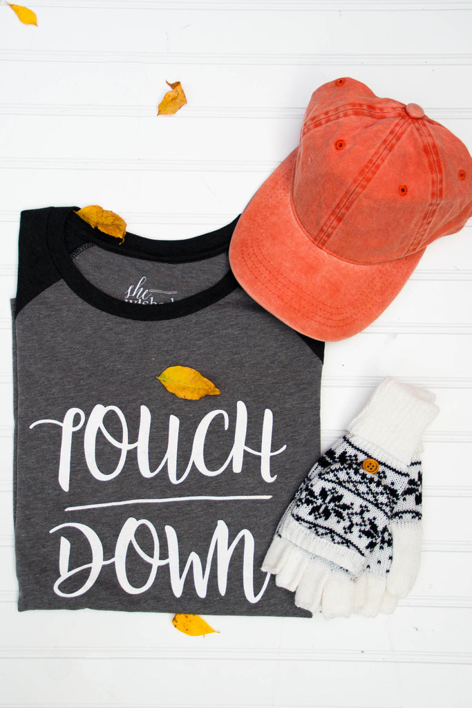 Touchdown 3/4 Sleeve Tee