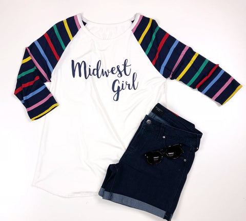 Midwest Girl Graphic Tee