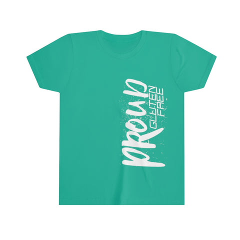 Proud Gluten Free - Youth Short Sleeve Tee