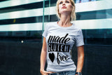 Made Gluten Free - woman shirt