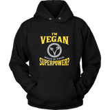 Official VEGAN Superpower Shirt