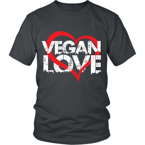 Official VEGAN Love Shirt/Hoodies