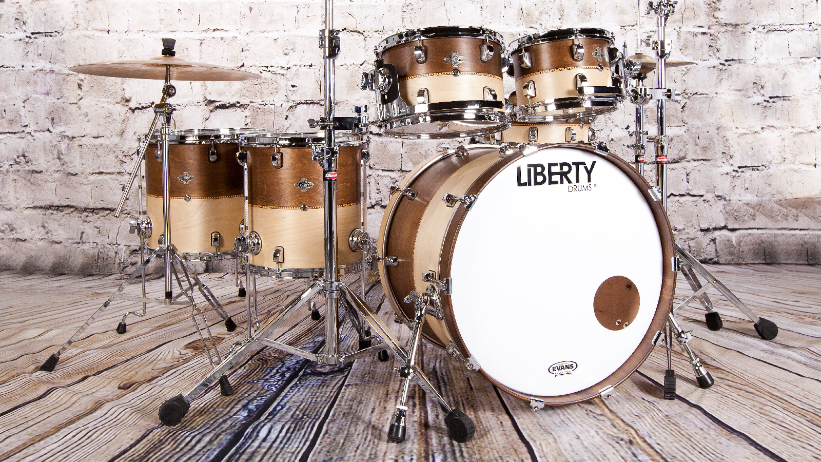 Liberty Drums - Fusion Series