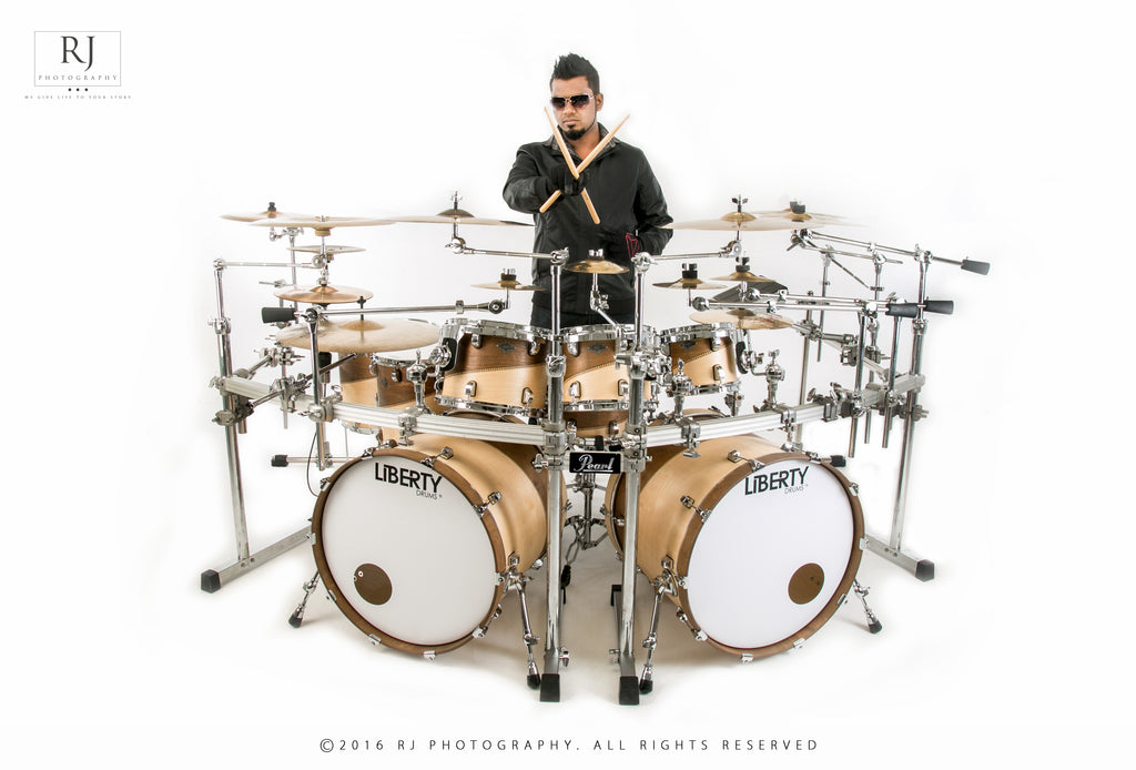 Vineeth David - Liberty Drums