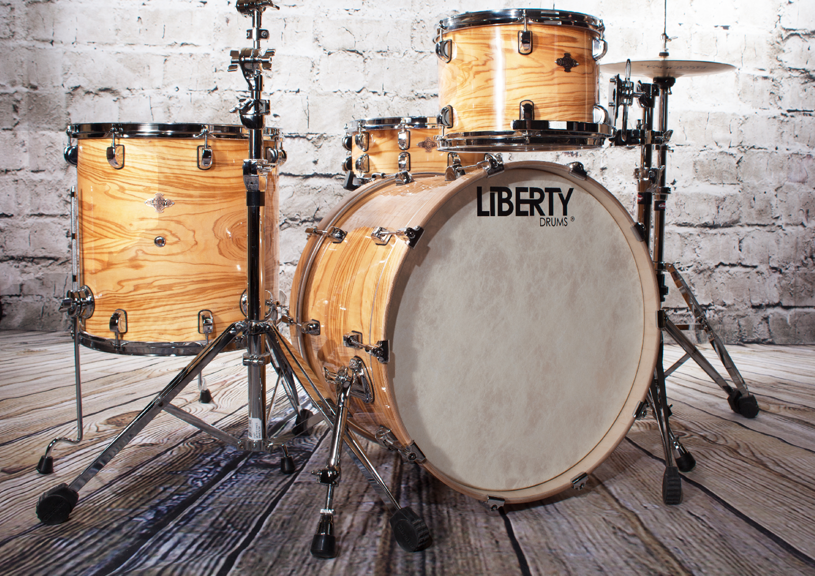 exotic series liberty drums