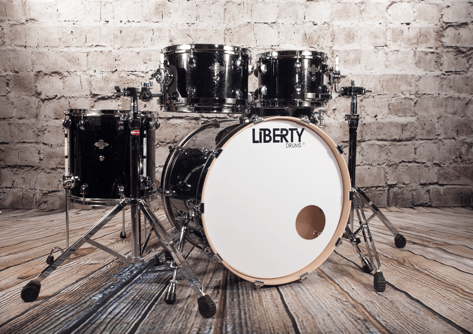 10 YEARS of Liberty Fusion Series – Liberty Drums