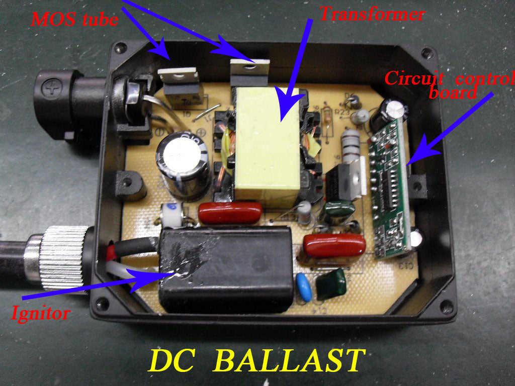 Ballasts For Car