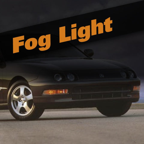 Acura Integra HID Xenon Fog Light Kit
