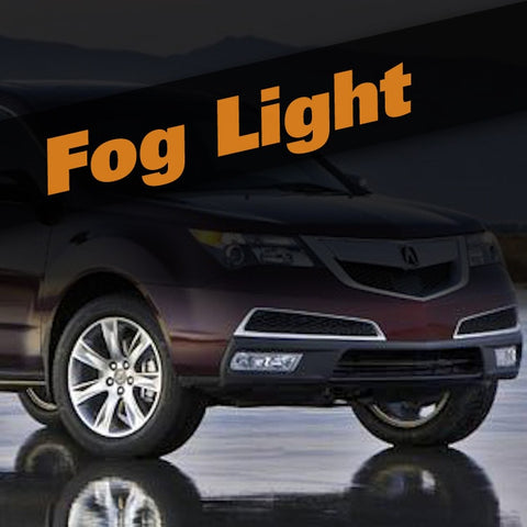 Acura MDX HID Xenon Fog Light Kit