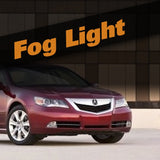 Acura RL HID Xenon Fog Light Kit