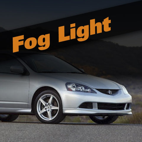 Acura RSX HID Xenon Fog Light Kit